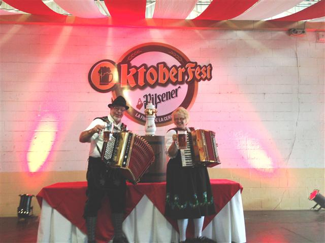 Miller Brewing Company/Pilsener Oktoberfest 2013 – El Savador