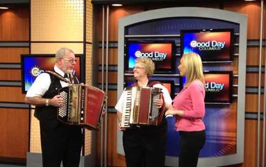 WSYX ABC 6 On Your Side & ABC FOX 28 TV Morning Show -Columbus, OH